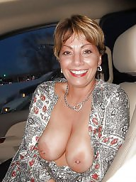 Mom, Mature tits, Mature big tits, Moms