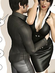 Online virtual adult game