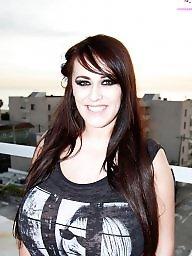 Leanne crow, Busty, Model