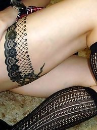 Tattooing, Tattooed bdsm, Tattoo,s, Tattoo,, Tattoo, Stockings-babe