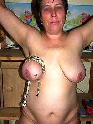 Mature bdsm, Mature tits