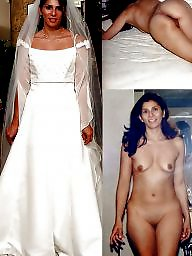Dressed undressed, Mature dressed undressed, Amateur mature, Milf dressed undressed, Undress, Bride