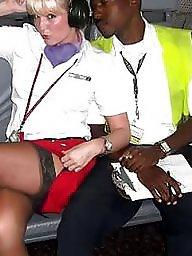 Upskirt stockings, Stockings upskirt, Stewardess, Hostess, Upskirt