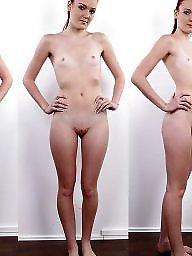 Teens dressed undressed