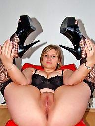 Bbw ass, German, Ass, Bbw, Stockings