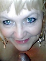 Blonde mature, Bbc, Interracial, Cougar