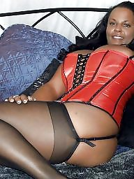 Ebony stockings, Black stockings