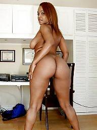 Ebony mature, Mature anal