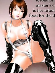 Femdom captions, Femdom cartoon, Captions, Caption, Animal