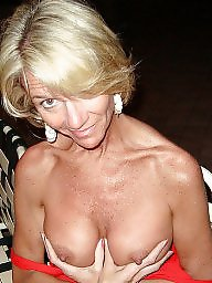 Grannies, Amateur granny, Granny, Blonde mature