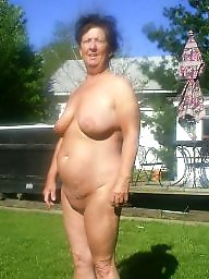 Old, Grannies, Mature amateur, Old granny, Flash, Mature