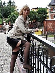 Polish milf, Posing, Milf posing, Polish