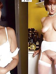 Mature dressed undressed, Milf dressed undressed, Mature dress, Dressing, Dress, Undress