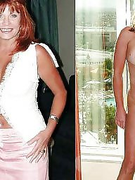 Mature dressed undressed, Undressed, Mature dress, Dress, Dressed undressed