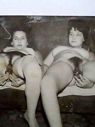 Vintage, Empty, Flat, 1960, Found