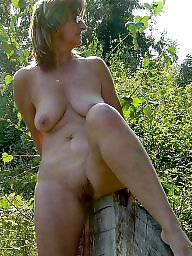 Nudity out, Out and about, Public mature, Mature public