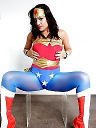 Wonderful ass, Woman ass, Superheroines, Superheroine, Samples, Brunette woman