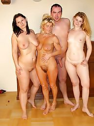 Mother, Mothers, Mature group, Sharing, Milf group, Shared