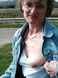 Amateur mom, Mature flashing, Grandma, Grandmas, Moms, Mom