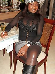 Black stockings, Ebony stockings, Stockings ebony