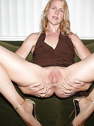Mature nipples, Blond mature, Pet, Mature nipple, Couch