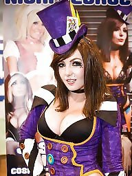 Öaöas, Porn cosplay, Mad boob, Mad big boobs, Mad, Moxxie