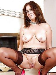 Upskirt, Stockings, Nylon