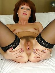 Mature stockings, Cougar, Cougars, Stocking milf