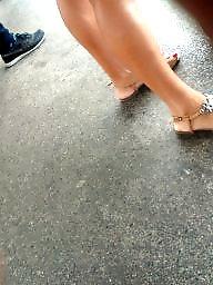 Candid feet, Candid, Feet, Candid voyeur