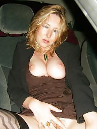 French, Pretty, Set, Blonde milf