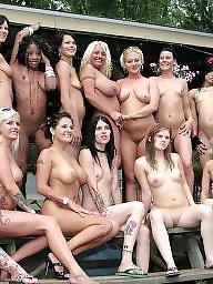 Public nudity, Voyeur, Public
