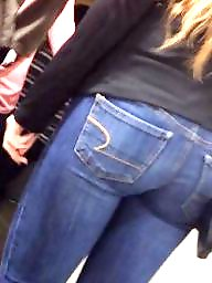 Teen ass, Teen, Jeans, Ass, Teens, Porn