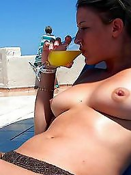 Mature tits, Work