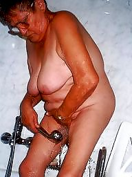 Granny amateur, Mature shower, Granny shower, Grannies