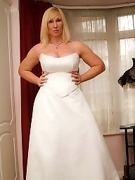 Bride, Mature big boobs, Sexy mature, Brides