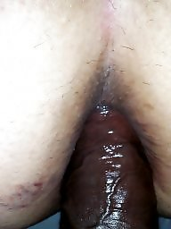 With fun, Pipping, Interracial fun, Pips, Interracial milf