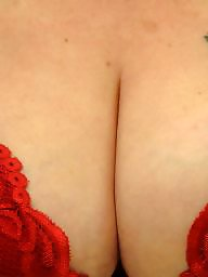 Red boobs, Red, My lovely, My bbw boobs, My boobs, My boob