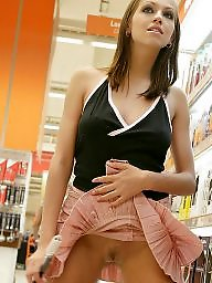 Tits out, Tit public, Public tits, Public shop, Shopped, Shop amateur