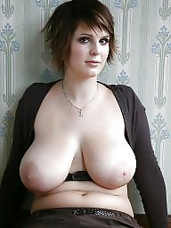 Natural, German, Big natural, German amateur, Udders, Nature
