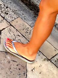 Voyeured hot, Voyeur hot, Voyeur feet, Hot voyeur, Flops, Flop flop