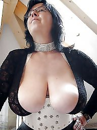 Mature big tits, Mature stockings, Mature boobs, Slap