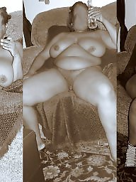 Ebony public, Wifey, Naked, Collage