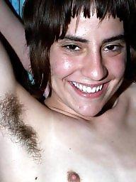 Hairy black, Small tits, Black hairy, Hairy armpits, Rebecca, Armpits