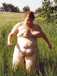 Bbw nudist