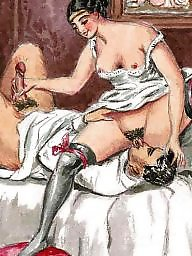Art vintage german bdsm