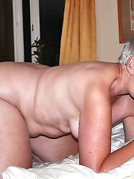 Granny, Grannies, Granny blowjob