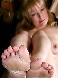 mom feet soles Amateur