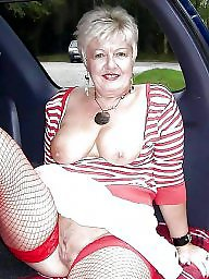 Mature stockings, Gilfs, Gilf