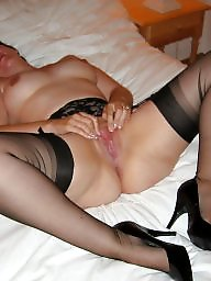 Mature stocking, Stockings, Mature stockings, Lick, Licking