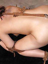 Milf femdom, Tied up, Spank, Femdom spanking, Tied, Bound